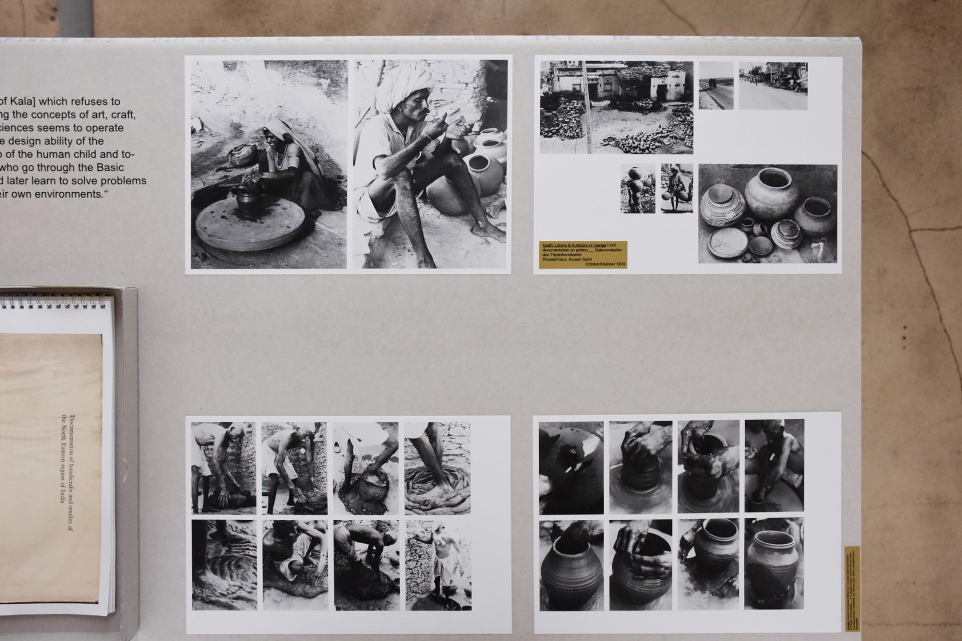Kathrin Rutschmann Bauhaus Lab Between Chairs – Dialogues on Craft and Design