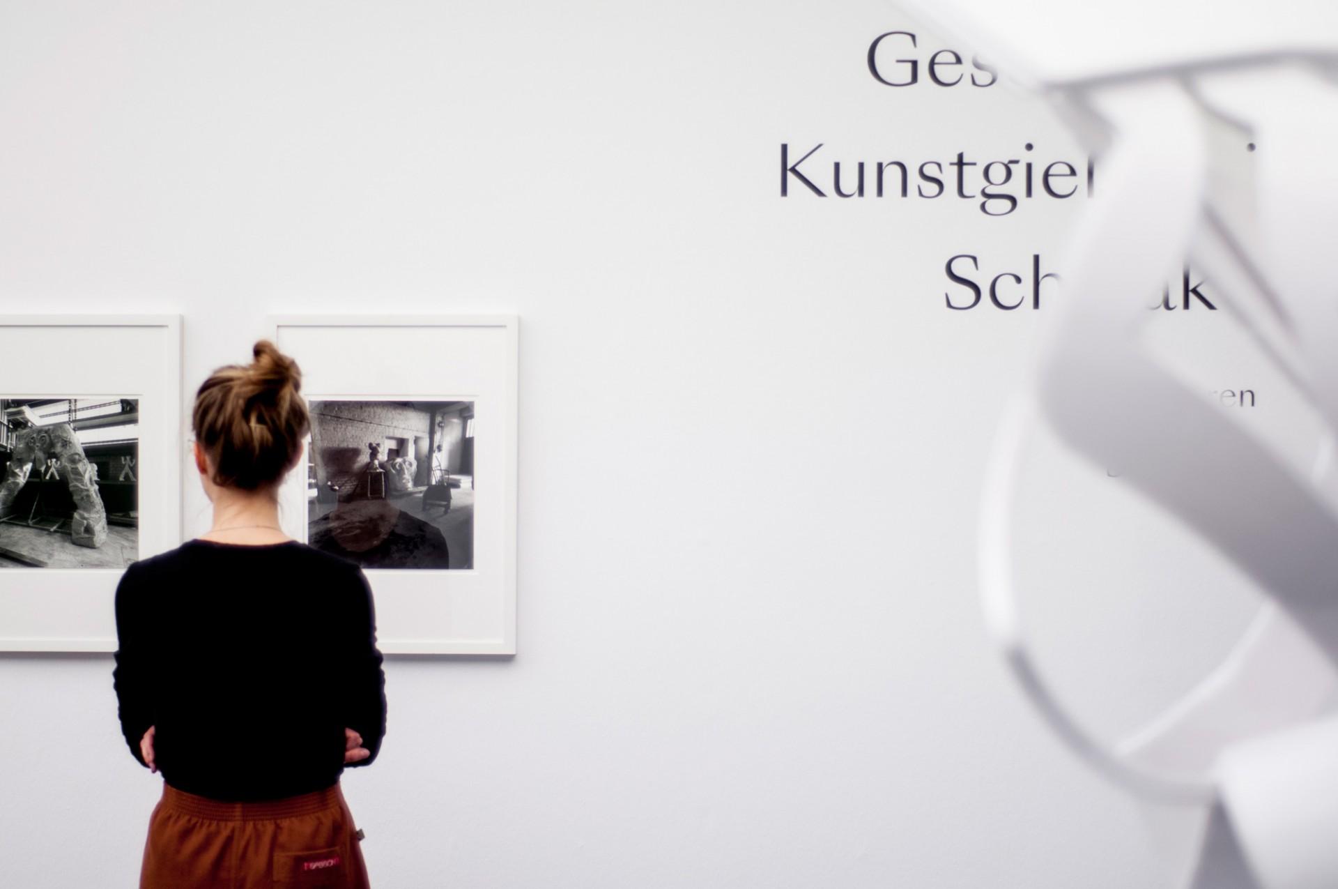 Kathrin Rutschmann Die Geschichte der Kunstgießerei Schmäke – Zum Berühren und Studieren